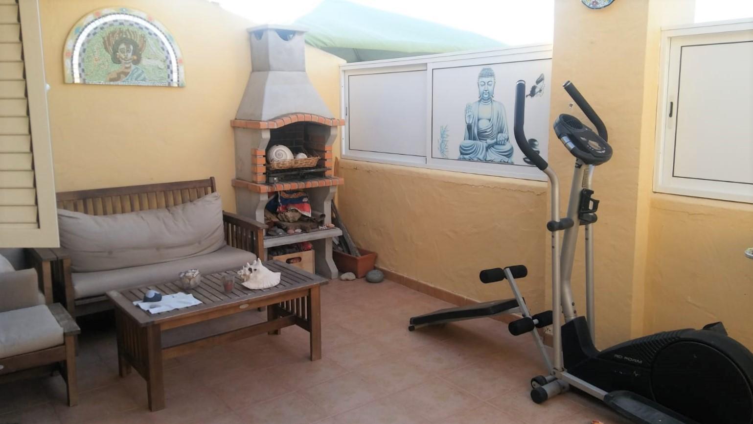Apartamento De 1 Dormitorio Con Terraza Canarihus