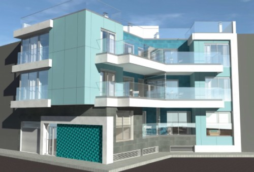 157 New apartments front line, centrally located in Arguineguin.